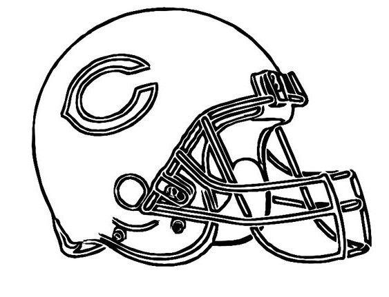 Coloring Rocks Cincinnati Bengals Football Football Coloring Pages Vikings Football Helmet