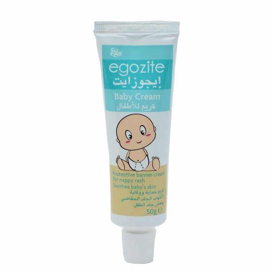 كريم كيو في ايجوزايت علاج تسلخات الاطفال Nappy Rash Baby Skin Beauty