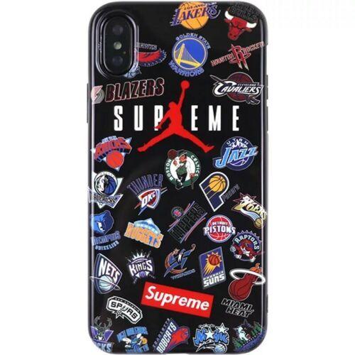 Fashion Stylish Iphone Xr Case Supreme X Nba Iphone Xr Case Full Coverage Iphone Case Brands Case Iphone