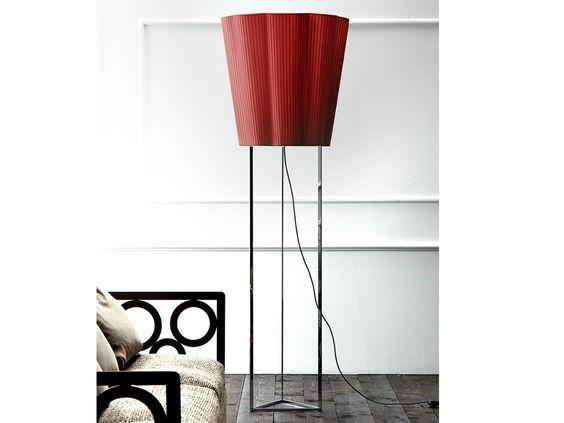FIORE Lámpara de pie by ERBA ITALIA diseño Giorgio Soressi