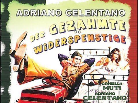 Adriano Celentano | Der Gezähmte Widerspenstige (1980) [Komödie] | Film ...