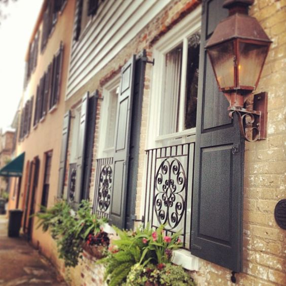 Photo of historic #Charleston courtesy of www.instagram.com/plantersinnchs