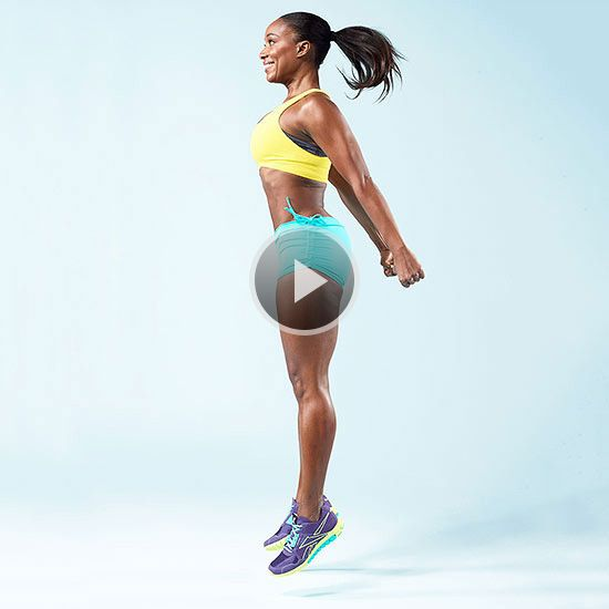 Watch Rocket Squat In The Fitness Magazine Video Squat Workout Fitness Magazine Workout Videos