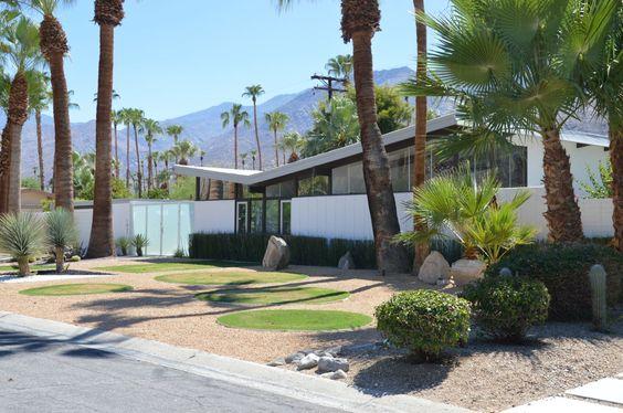 Alexander's House / Palm Springs