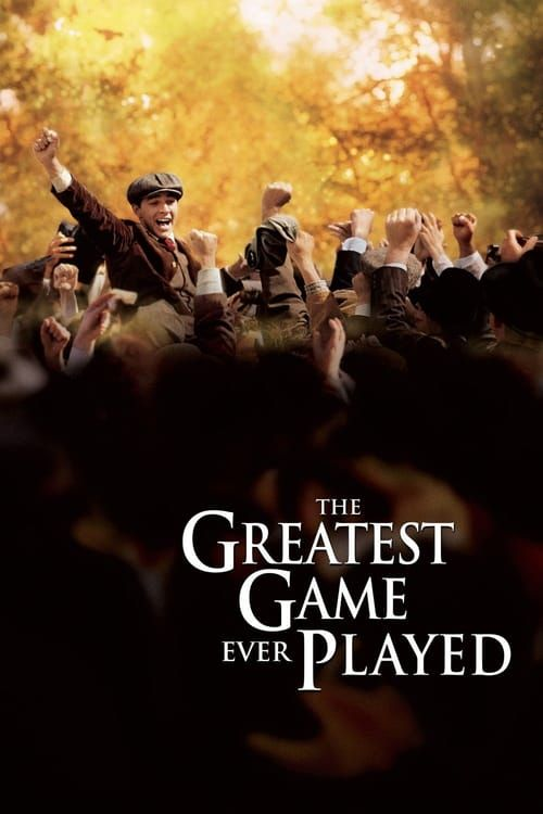 Hd 1080p The Greatest Game Ever Played Pelicula Completa En Espanol Latino Mega Videos Linea Espanol Streaming Movies Online Sports Movie Greatful