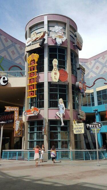 Fremont Street Experience in Las Vegas, NV