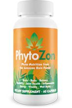 """Announcing... """"PhytoZon"""" Phyto Nutrition from the Amazon Rain Forest.   > Patented Ingredients  > 150 Peer Studies - over 93% dramatic improvements  > Those participating achieved life changing results > Balance the Body > Balance the Brain > Helps with Pain > Anti-Aging - Rejuvenate  > Joint Health > Cognitive Functions  > Flexibility - Mobility > Too much to list"""