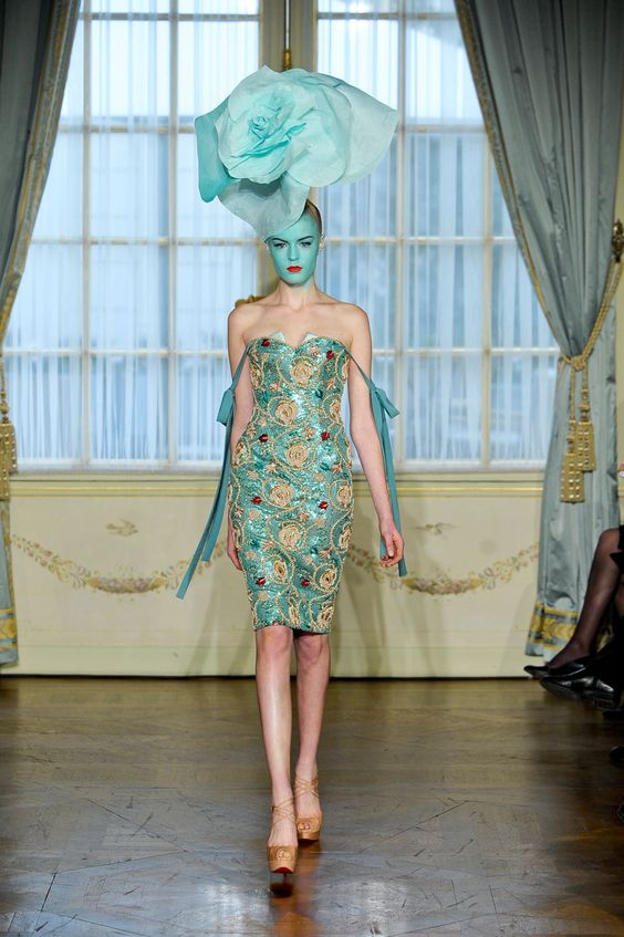 Alexis Mabille - Couture Spring 2012