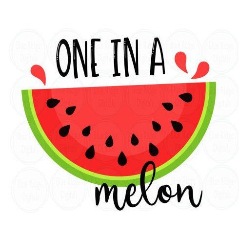 Watermelon PNG Watercolor Artwork Digital File for printing and other crafts