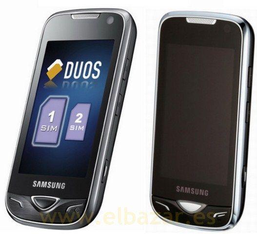 Teléfono Móvil Samsung B7722 Duos Doble Sim Libre