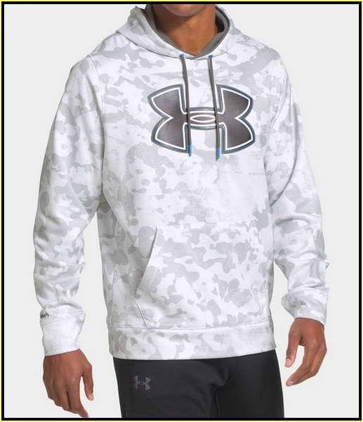 under armour storm camo hoodie