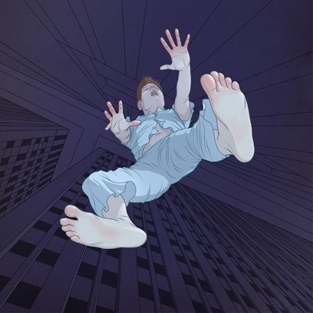 Hypnic Jerk – Jolted Awake When Falling Asleep: