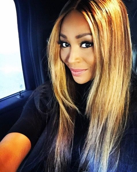 'Real Housewives Of Atlanta' Cynthia Bailey Dishes On Kenya Moore Feud Marital Issues [WATCH] #news #fashion #world #awesome
