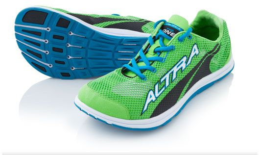 The One | Altra Zero Drop Footwear Light weight performance runner!