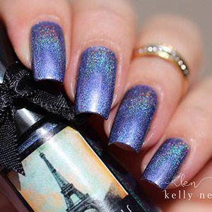 COMING SOON Esmaltes da Kelly- I Love Paris- L'Amour