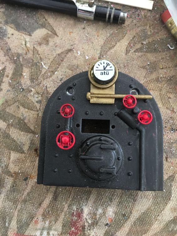 firebox bulkhead
