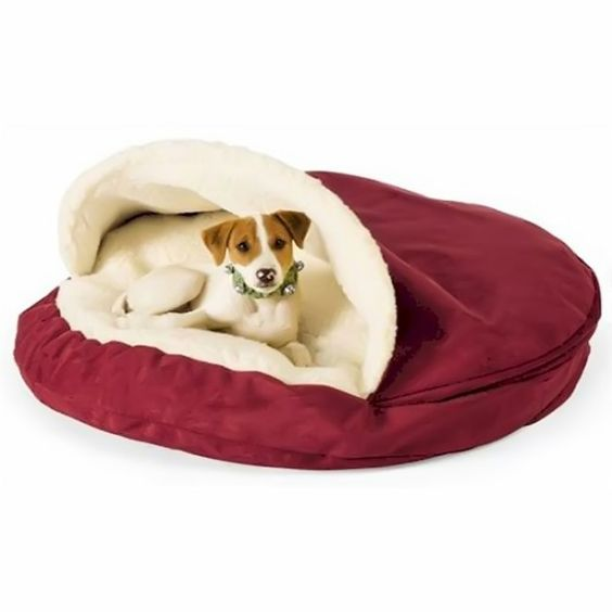 Snoozer Luxury Cozy Cave - Extra Large/ Camel