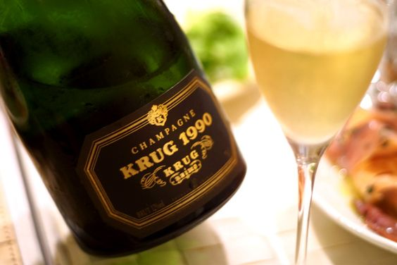 Clos Du Mesnil at $750 a bottle / Ultimate #TreatYoSelf Valentine's Edition / #ParksandRec