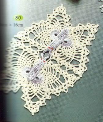 ** Crochetando com Cielle 2 **: 2009-02-01