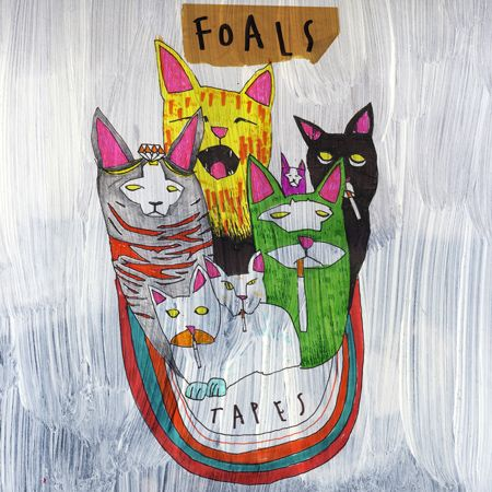 Foals – Tapes (2012)