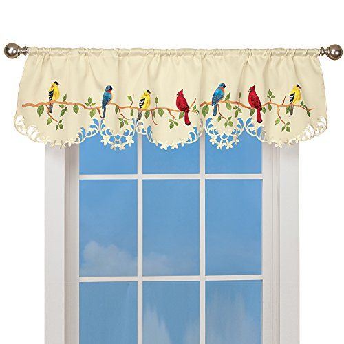 696171a693789860b8f48d174b56ff3d - Better Homes And Gardens Ivy Kitchen Curtain Set