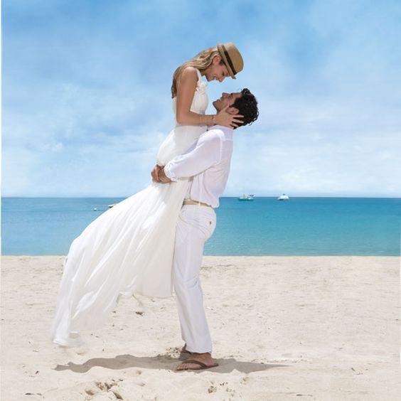 Ceremony Magazine L Auberge Seaside Wedding: Destination Weddings, Destinations And Wedding Advice On