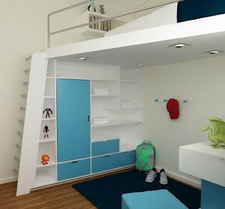 Boys room!!