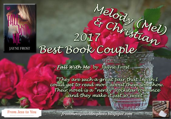 My 2017 Best Book Couples