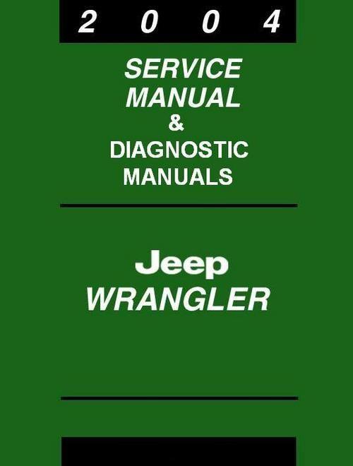 2004 jeep wrangler tj service shop manual 2004 jeep wrangler tj rh pinterest com 1999 Jeep Wrangler Heater Control Winch for 2004 Jeep Wrangler