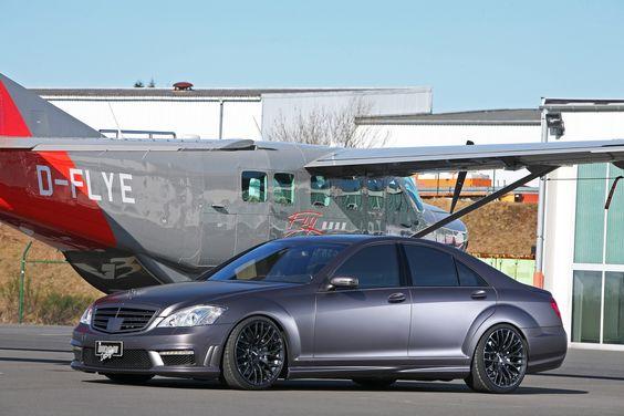 INDEN-Design Mercedes-Benz S500 Picture