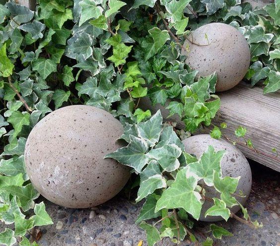 Beton Garten Globen
