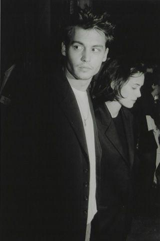 Johnny Depp 1990