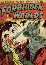 Thumbnail for Forbidden Worlds