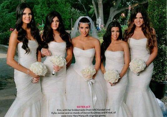41+ Coiffure kim kardashian mariage le dernier