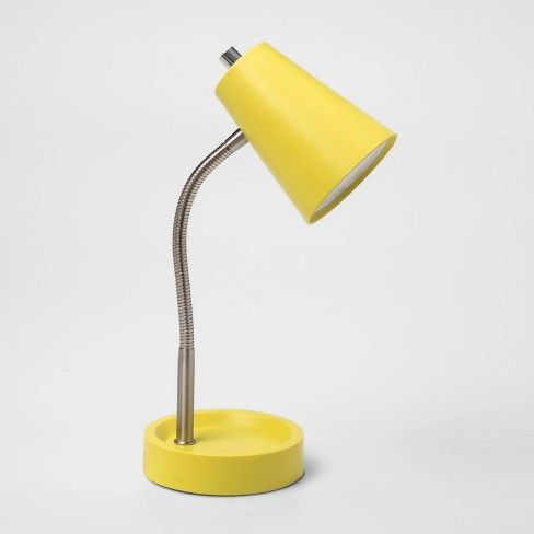 Task Table Lamp Includes Energy Efficient Light Bulb Room Essentials Energy Efficient Light Bulbs Table Lamp Lamp