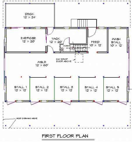 ranch style pole barn home Pole Barn Homes With Floor Plan Joy