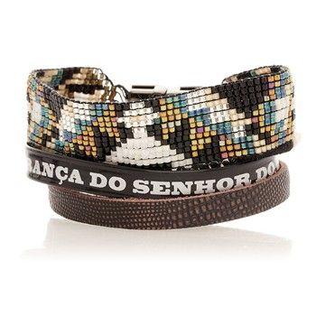 Iguana - Bracelet brésilien - Hipanema - Nouvelle Collection et ventes privées - Ref: 1432856 | Brandalley
