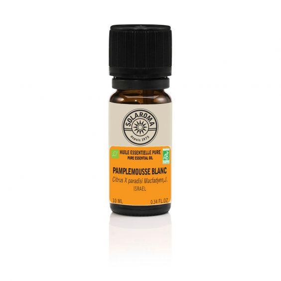 Pamplemousse Blanc (Pomelo Blanco) 5ml Solaroma - Aceites esenciales - Solaroma - Marcas