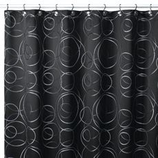 #DIY shower curtain