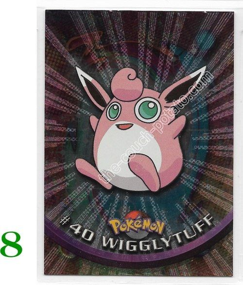 Nidoran topps Pokemon Card USA SELLER