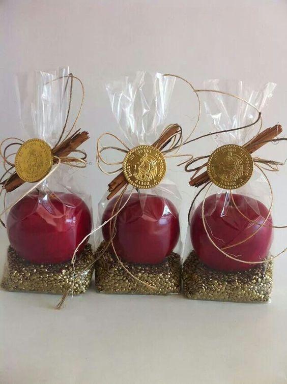 Manzanas para la buena suerte abundancia pinterest - Cosas para la buena suerte ...
