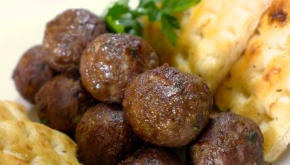 Greek Meatballs recipe (Keftedes)
