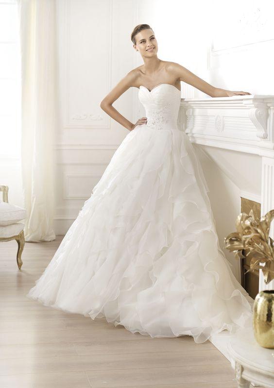 Designer-Brautkleider 2014 – 27 traumhafte Modelle von Nurit Hen