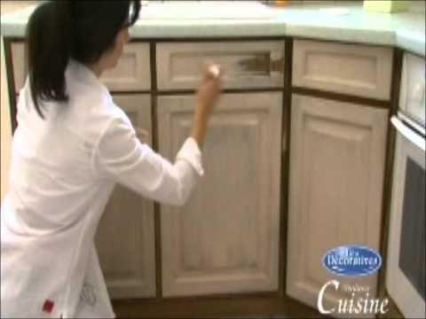Restaurar los muebles de una cocina youtube decoraci n for Muebles para una cocina
