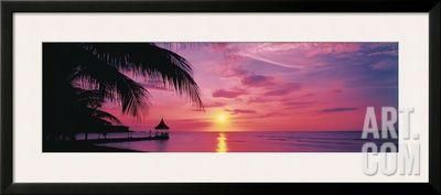 Montego Bay Framed Art Print at Art.com