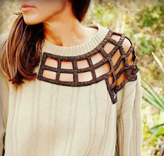 Cómo arreglar un suéter roto | Manoslindas.com