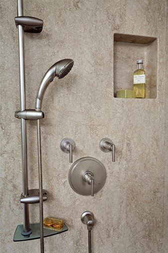 Chrome Shower Foot Rest Solid Brass in Nickel-Chrome plating, S ...