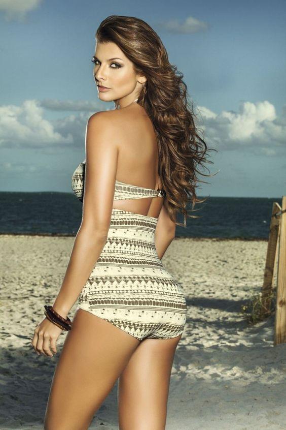Carolina Cruz Chamela swimwear 24 - Brosome
