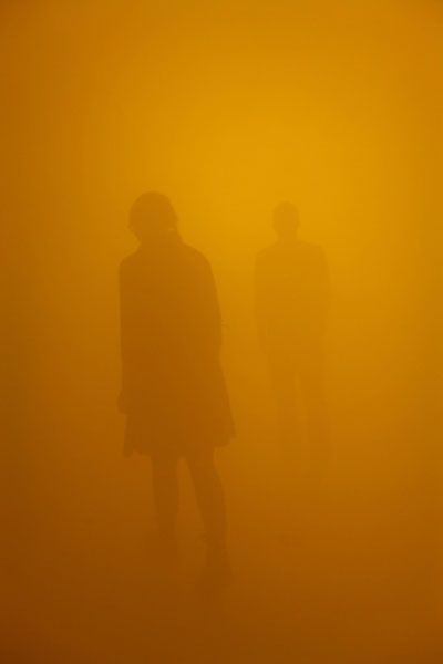Olafur Eliasson - Your Blind Movement