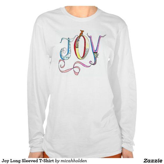 Joy Long Sleeved T-Shirt